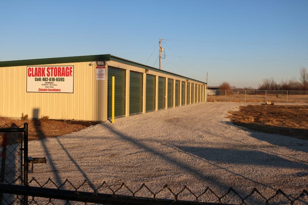 Shenandoah Self Storage units