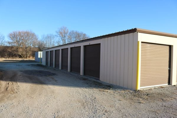 Shenandoah Airport Road Self Storage Units