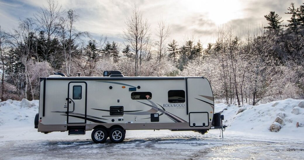 winterize your camper